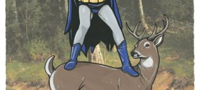 Superhero-Gangsters-Deer-Batman