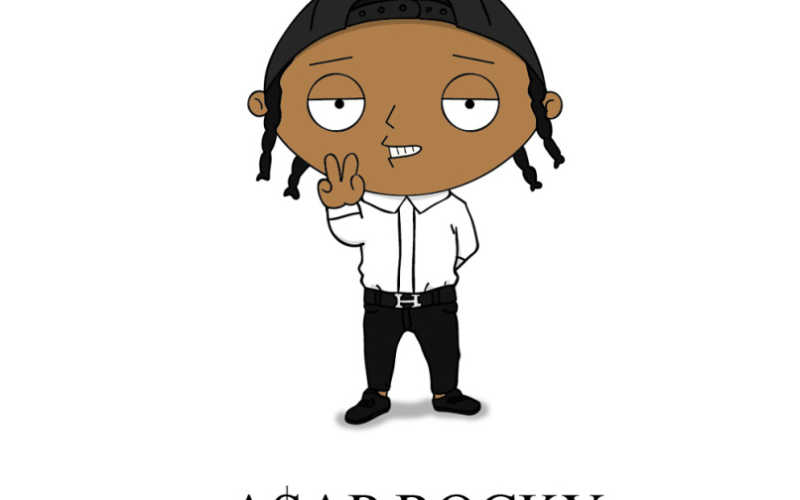 I nostri rapper preferiti in versione cartone animato