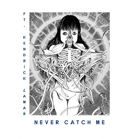Flying-Lotus-Never-Catch-Me