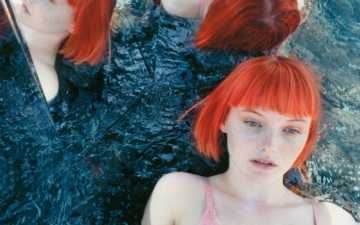 kacy hill deer waves