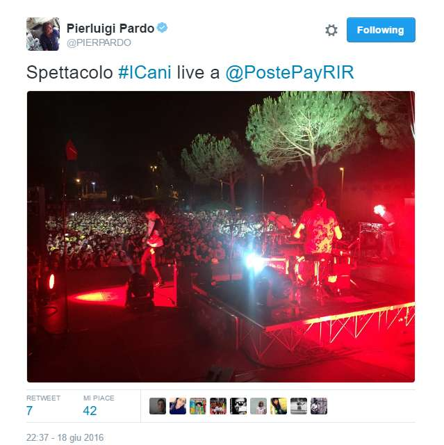 Pardo I cani