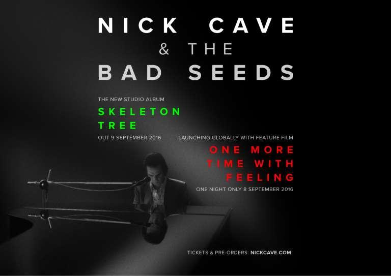 nick cave movie album