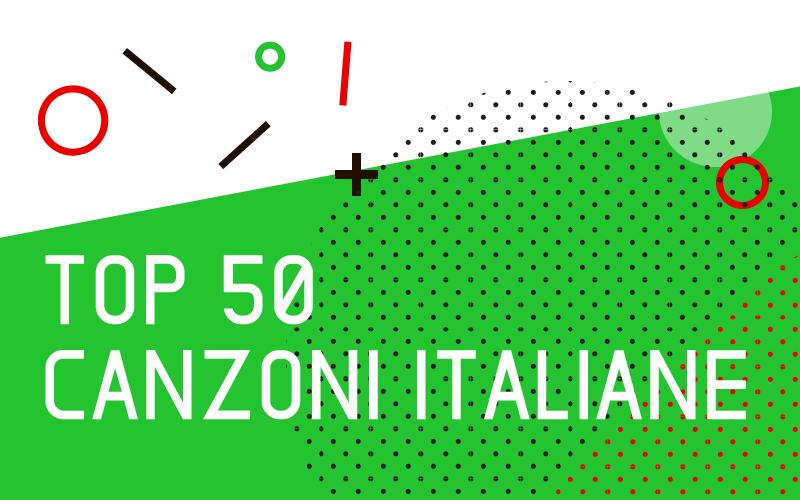 Le 50 migliori canzoni italiane del 2016 deer waves for Le migliori cucine italiane 2016