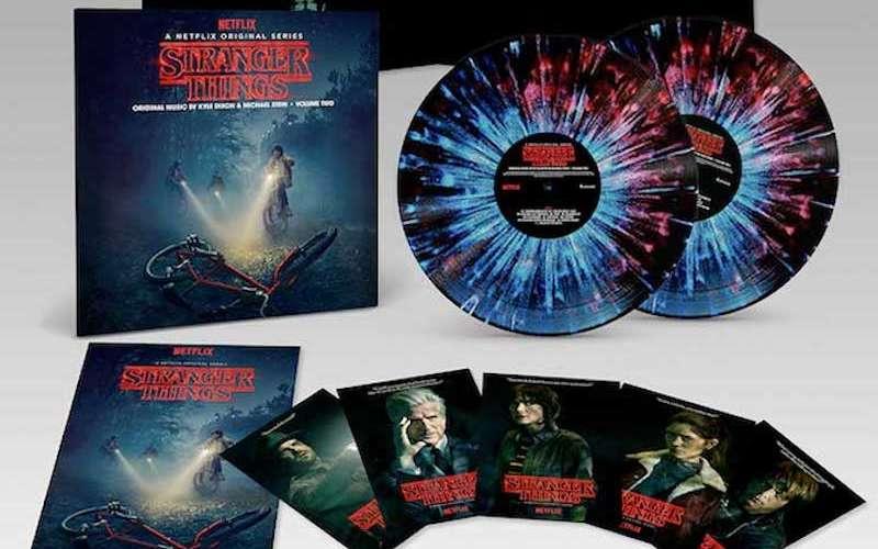 Stranger Things: usciranno a luglio le ristampe in vinile della colonna  sonora (ancora più belle)   Deer Waves