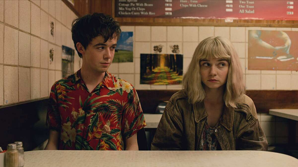 The End Of The F***ing World: 5 punti per raccontare la serie del momento    Deer Waves