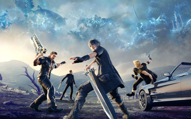 Final Fantasy: disponibili le colonne sonore su Spotify e Apple Music