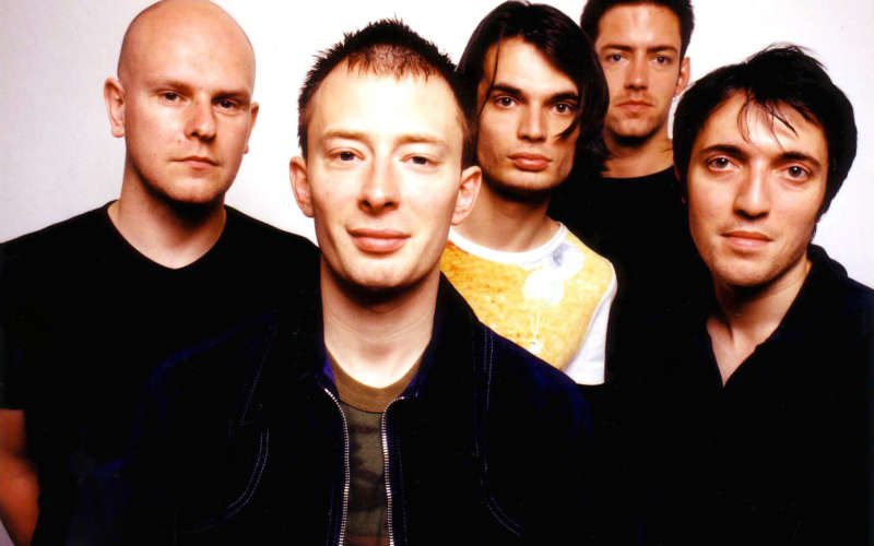 Radiohead, in vendita per beneficenza il materiale hackerato di