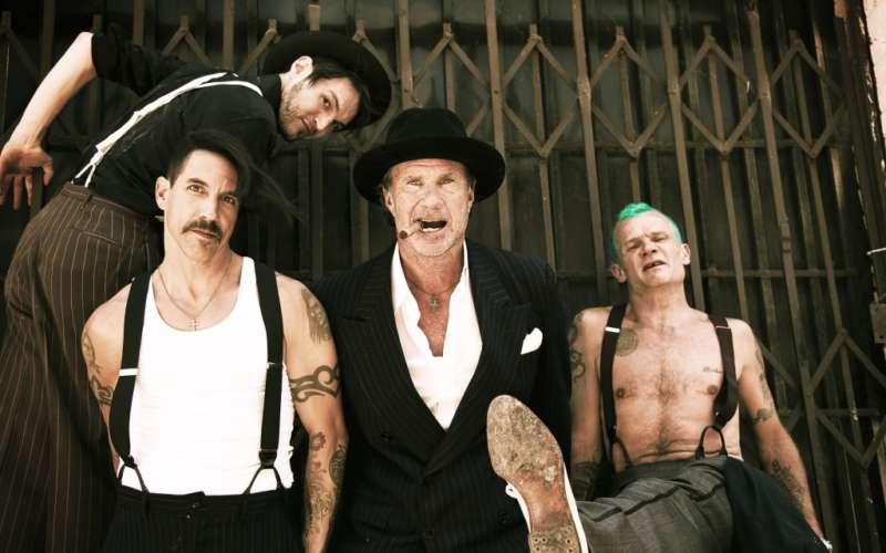 Red Hot Chili Peppers: confermato il nuovo album con John ...